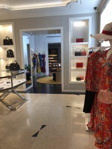 Im Inneren von Santa Eulalia Concept Store