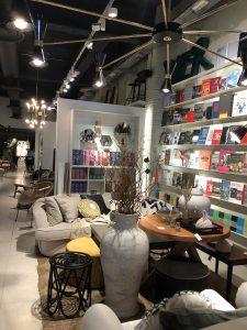 Concept Store Jaime Beriestain von innen.