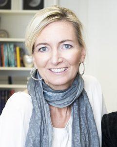 Astrologin Daniela Hruschka